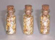 Mini Glass Cork Top Bottles Jewelry Supplies Wedding Favors Decorations 24pcs