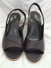 Marks and Spencer 100% Leather Slingback Heels for Women