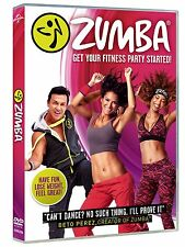 Zumba [DVD] [2015] Dance Workout Fitness Burn Fat Training Exercise New & Sealed