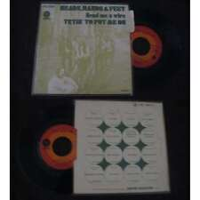 Heads Hands & Feet ‎– Tryin' To Put Me On Rare French PS 7' Psych Prog 72 NM