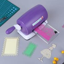 Dies Cutting Embossing Machine Home DIY Scrapbooking Paper Cutter Craft Tool
