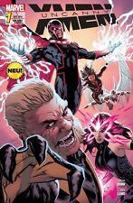 Uncanny X-Men 1 (All New 2016): Magnetos Rache - Deutsch - Panini - NEUWARE