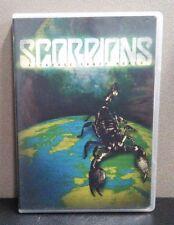 Scorpions - A Savage Crazy World   (DVD)   LIKE NEW