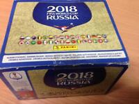 Panini FIFA World Cup 2018 Sticker Collection Packs (418 cards)