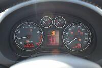 Audi S3 8P Speedo Clock Instrument Cluster Dials Breaking Audi S3 8P 2008 BHZ