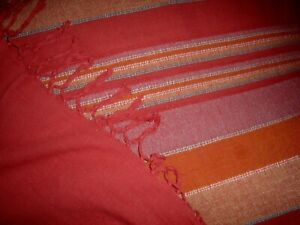 Extra Large Namaste Indian Hippy Bedspread / Throw