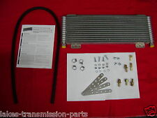 Tru-Cool Max 40,000 GVW Transmission Oil Cooler LPD OC-4739-1 Low Pressure Drop