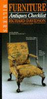 Furniture (Miller's Antiques Checklist), Judith Miller, Martin Miller