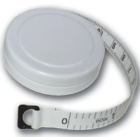 """1.5m/60"""" Fabric Tape Measure With Casing"""