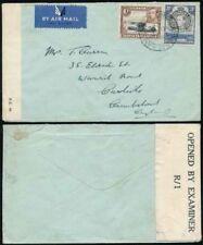 Military, War Used British KUT Stamps