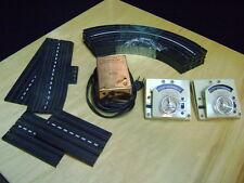 Jet Slot Car parts and pieces Vintage Aurora MoDel MoToRing