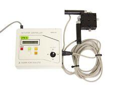 Sigmakoki Mini 5d Actuator Controller With Optosigma X Y Motorized Stage Used 2792