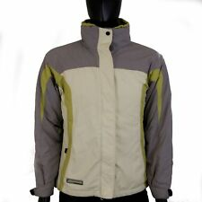 COLUMBIA WOMENS WATER-RESISTANT PARKA JACKET INT M