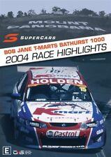 V8 Supercars - 2004 Bathurst 1000 Highlights (DVD, 2018)