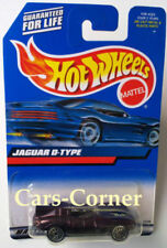 Hot Wheels Tourenwagen- & Sportwagen-Modelle von Jaguar