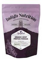 Organic Hemp Protein Powder - 500g - Indigo Herbs