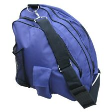 New A&R Deluxe Ice Skate Figure Roller Blade Carry Bag w Shoulder Strap Purple