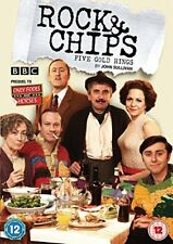 Rock and Chips Five Gold Rings [DVD][Region 2]
