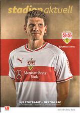 PROGRAMM Stadionheft 18/19 VfB Stuttgart Hertha BSC Berlin 15.12.2018 2018/2019