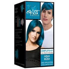 Splat Rebellious Colors Semi-Permanent Hair Dye, Aqua Rush