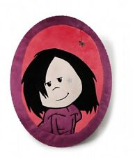 NICI Kissen Miss Moonville oval lila pink Kuschelkissen Halloween mit Spinne NEU