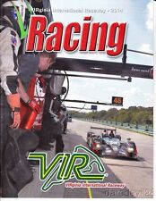 2014 Virginia International Raceway VIR Racing magazine Level 5 Motorsports LMP2