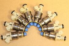 Reman OEM Ford 4 Hole Bosch Fuel Injectors 5.0L Ford Mercury Lincoln 14lb V8
