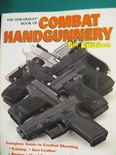 COMBAT HANDGUNNERY, GUNS, HAND GUNS
