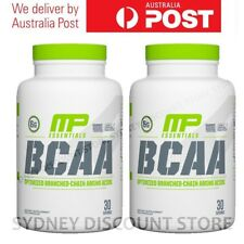 Lowest Price! Muscle Pharm BCAA 3:1:2 240 Capsules x 2 bottles