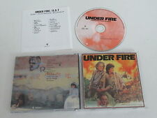 UNDER FIRE/SOUNDTRACK/JERRY GOLDSMITH(WPCR.10771) JAPAN CD ALBUM