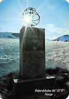 B52482 Polarsirkelen Norge  norway