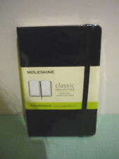 New moleskine classic collection Soft cover plain black notebook  - pocket 9x14
