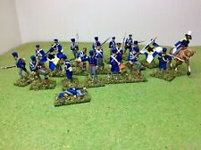 1/72 Napoleonic Prussian Infantry x21. Italeri. New. Well painted and based