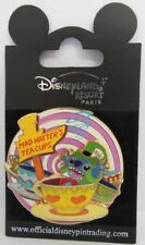 Disney DLRP Stitch as Mad Hatter Invasion Series Alice in Wonderland DLP LE Pin