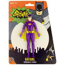 DC Comics Batgirl 1966 Bendable Figure NJCroce 3927 NEW