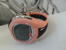 MIO Motiva Petite Heart Rate Pink/Black Watch Monitor Calorie Management System