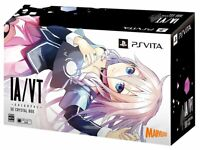 ​​IA / VT COLORFUL Crystal BOX PlayStation Vita Limited Full Set Video Game F/S
