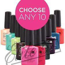 CND SHELLAC UV Color 7.3ml - Any 10: Colours, Base or Top Coats