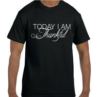 Christian Religious Jesus Today I am Thankful T-Shirt tshirt