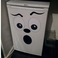 The Poo Room Emoji Emoticons Indoor or Outdoor Wall Art Sticker Bathroom Door