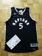 NWT DeMarre Carroll Toronto Raptors OVO Drake Adidas R30 Swingman Jersey Men S