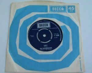 """The Bluesbreakers – Curly / Rubber Duck 1967 UK 7"""" BLUES  NEAR MINT HEAR"""