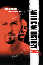 Posters Usa - American History X Movie Poster Glossy Finish - Mov092