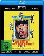 Jerry Lewis DOVE PER FAVORE ANDIAMO ALLA FRONTE ? Jan Murray BLU-RAY nuovo