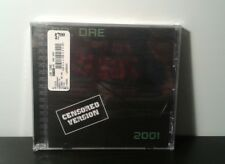 2001 [Clean] [Edited] by Dr. Dre (CD, Nov-1999, Interscope (USA)) NEW SEALED