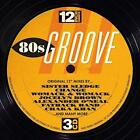 12 Inch Dance: 80s Groove - Various Artists (NEW 3 x CD)