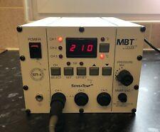 PACE MBT 250-SDTP ESD Safe Soldering Desoldering Rework Station 230V