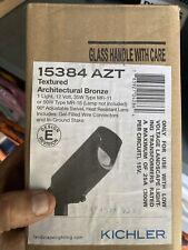 Kichler 15384AZT Landscape 12V  Architectural Bronze Landscape Light-5 AVAILABLE