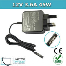 New 12V Charger Magnetic 5 Pin For Microsoft Surface RT Pro and Pro 2 Series