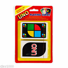 UNO Playing Cards Games 2-10 Players, Number 1 Family Fun Card Game